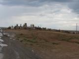 Kasachstan: Dorf der Toten