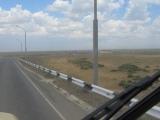 Kasachstan: Grenzübergang