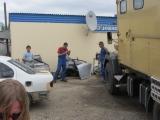 Kazachstan Atyrau Autowerkstatt