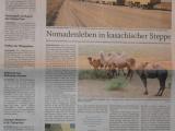 Artikel in der Landeszeitung 5.9.2012