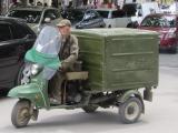 Trikefahrer