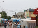 Kalmückien Elista Markt