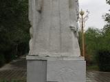 Kalmückien Elista Statue 1