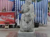 Kalmückien Elista Statue 5