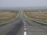Kalmückien Straße