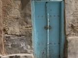 Usbekistan Buchara Altstadt Tür