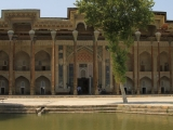 Usbekistan Buchara Bolo Hauz Moschee