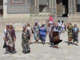 Usbekistan Buchara Frauenausflug