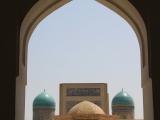 Usbekistan Buchara Kalon Moschee Bogem