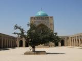 Usbekistan Buchara Kalon Moschee Innenhof