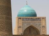Usbekistan Buchara Kalon Moschee Kuppel