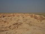 Usbekistan Ayaz Qala 2: Aussicht