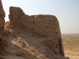 Usbekistan Ayaz Qala 2: Turm