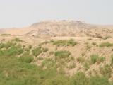 Usbekistan Ayaz Qala aus der Ferne
