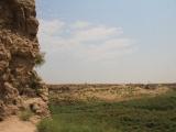Usbekistan Guldursun Qala: Innenbereich
