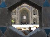 usbekistan-samarkand-sher-dor-medresa-durchblick