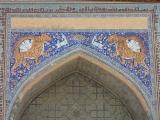 usbekistan-samarkand-sher-dor-medresa-portal