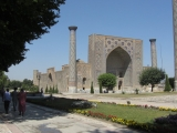 usbekistan-samarkand-ulugbek-medresa
