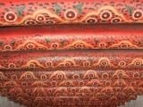 Usbekistan Chiwa: Deckenmalerei