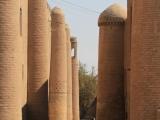Usbekistan Chiwa: Gasse