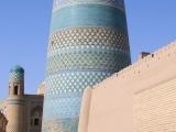 Usbekistan Chiwa: Minarett Kalta Minor