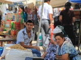 Usbekistan Chiwa: Markt
