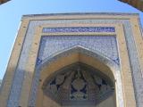 Usbekistan Chiwa: Medresse Amin Khan