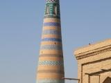 Usbekistan Chiwa: Minarett Islam Chodja
