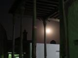 Usbekistan Chiwa: Oq Moschee bei Nacht