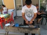 Usbekistan Chiwa: Schaschlyk