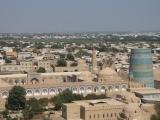 Usbekistan Chiwa: Aussicht