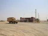 Usbekistan Kysylkum Truckstop